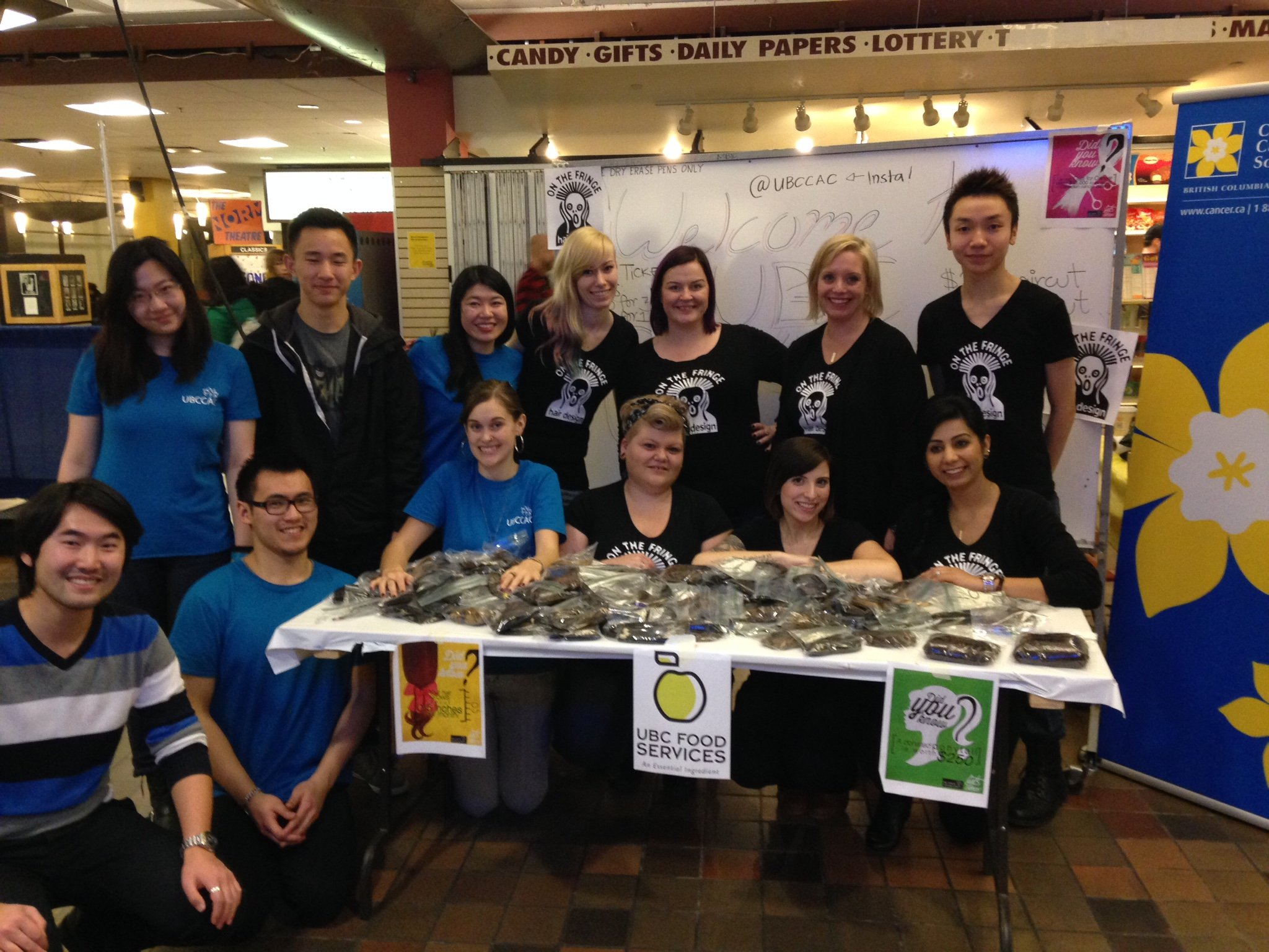 CUTS FOR CANCER 2015 MARCH