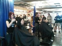 CUTS FOR CANCER 2012 MARCH